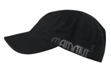 MAMMUT Lhasa Cap noir-graphite